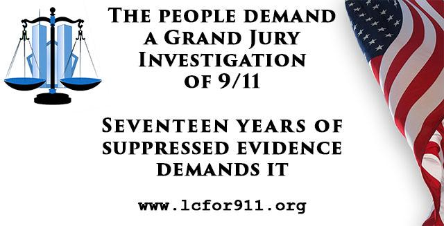 FBI aangeklaagd inzake 9/11 bewijs